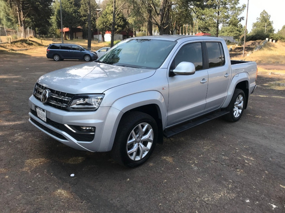 Amarok Highline 4x4 Turbo Diesel 2018 (impecable)