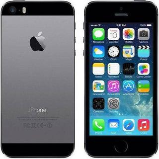 iPhone 5 16gb Cinza Usado Tela Funcionando Parcialmente
