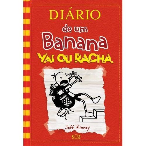 Livro Infantil Juvenil Diário De Um Banana 11 Vergara E Riba
