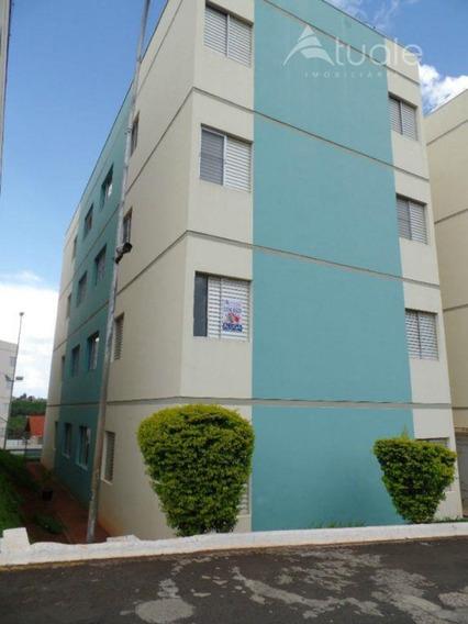Apartamento Com 3 Dormitórios À Venda, 70 M² Por R$ 235.000,00 - Jardim Marchissolo - Sumaré/sp - Ap0865