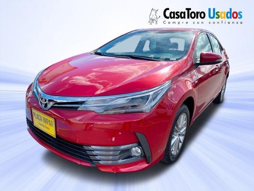 Toyota Corolla Xe-i Sd At 2019 1800cc