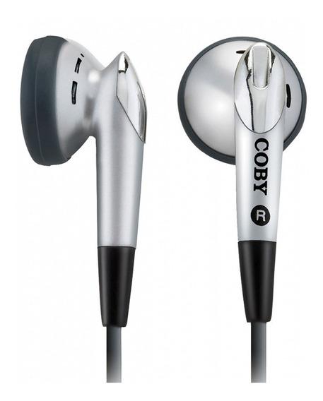 Fones De Ouvido Estéreo Digital Com Plug De 3,5mm - Coby