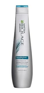 Shampoo Cabello Sobre Procesado Keratindose Biolage 400ml