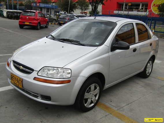 Chevrolet Aveo Family Mt 1.6