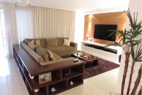 Imagem 1 de 29 de Apartamento Com 3 Dormitórios À Venda, 204 M² Por R$ 1.950.000,00 - Mooca - São Paulo/sp - Ap2782
