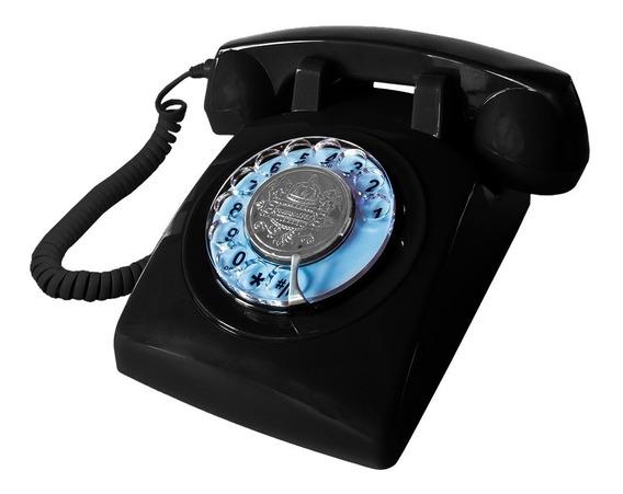 Teléfono De Disco Retro Vintage Colores Nuevo + Envío Gratis