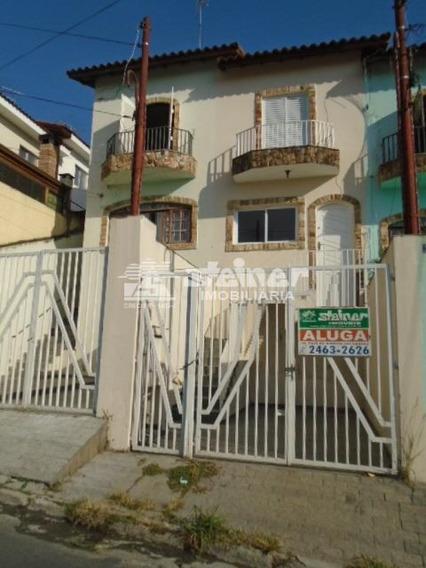 Aluguel Sobrado 2 Dormitórios Vila Rosália Guarulhos R$ 1.600,00 - 34425a