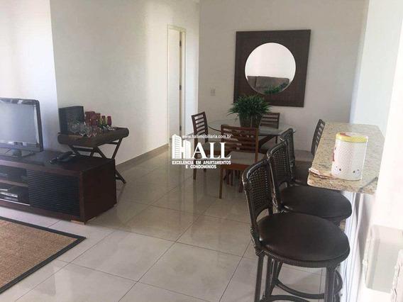 Apartamento Com 2 Dorms, Jardim Tarraf Ii, São José Do Rio Preto - R$ 398 Mil, Cod: 3502 - V3502