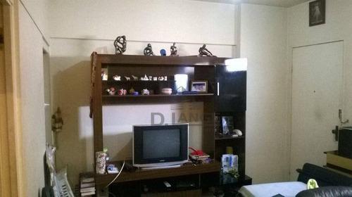 Imagem 1 de 14 de Apartamento Com 1 Dormitório À Venda, 38 M² Por R$ 130.000,00 - Botafogo - Campinas/sp - Ap19942