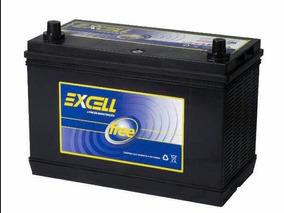 Bateria Excell 105 Ah Carro Veicular 12v Ganhe Um Brinde/bh