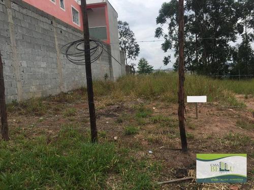 Terreno À Venda, 138 M² Por R$ 135.000,00 - Jardim Santo Antonio - Franco Da Rocha/sp - Te0106