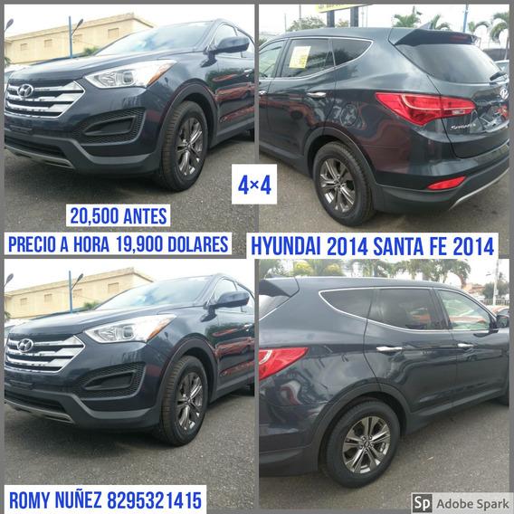 Hyundai Santa Fe Américana
