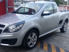 Chevrolet Tornado 1.8 Lt Manual 2016 Plata