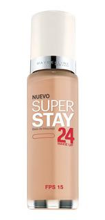 Base De Maquillaje Superstay 24 Maybelline