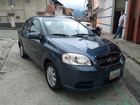 Chevrolet Aveo 1.6 Lt 5 Puertas