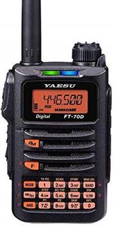 Handy Bibanda Yaesu Ft 70dr Japones Analógico-digital C4 Fm