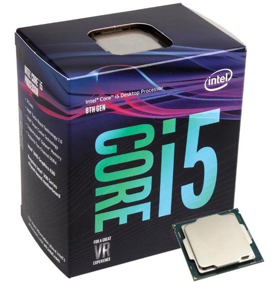 Processador Intel Core I5-8400. 4.0ghz / Lga1151 !