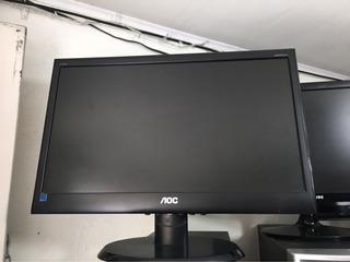 Vendo Cambio Monitor Aoc 19 Pulgadas Full Imagen Hd