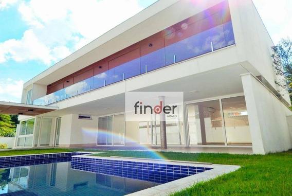Um Condomínio Verdadeiramente Upper Class No Alto Da Boa Vista - Ca0715