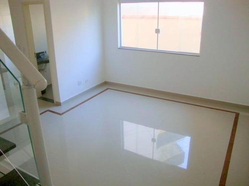 Sobrado Com 2 Dormitórios À Venda, 104 M² Por R$ 530.000,00 - Boqueirão - Santos/sp - So0018