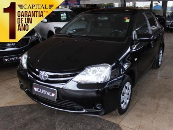 Toyota Etios Sedan Xs 1.5 16v Flex