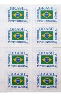 1.000 Selos Postais - Carta Comercial & Não Comercial