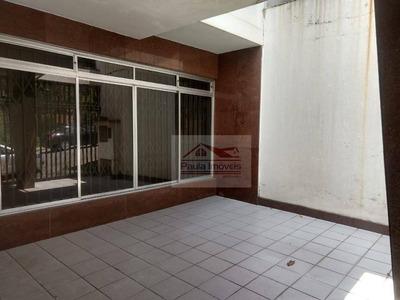 Sobrado Com 3 Dormitórios Para Alugar, 180 M² Por R$ 2.200/mês - Parque Novo Mundo - São Paulo/sp - So0180