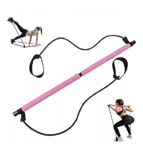 Barra Portátil Para Ejercicio Gimnasia Fitness Yoga Banda
