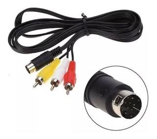 Cable Directv Decodificador Modelo L14 10 Pin A Rca