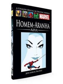 Graphic Novels- Homem-aranha Azul