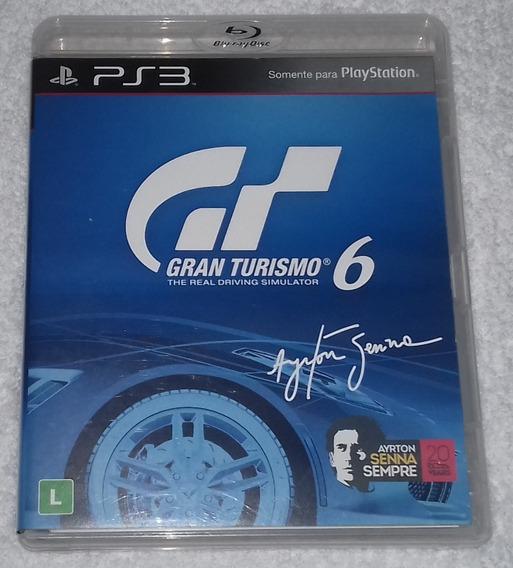 Gran Turismo 6 Português Ps3 ** Frete Gratis Leia