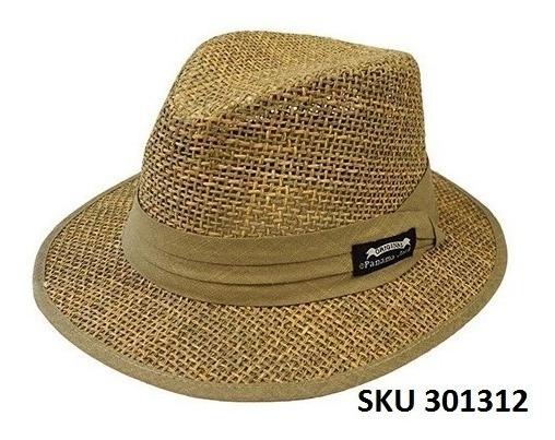 Sombrero De Safari De Pasto Marino Panama Jack Hombre W15