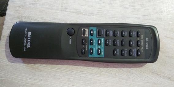 Carcaça Controle Original Aiwa Rc-6as14