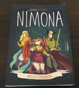 Livro Nimona - Noelle Stevenson