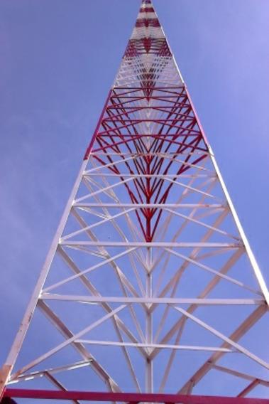 Torre Autoportante 18 Metros Triangular