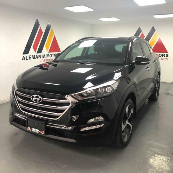 Hyundai Tucson 2018 5p Limited Tech Navi L4/2.0 Aut