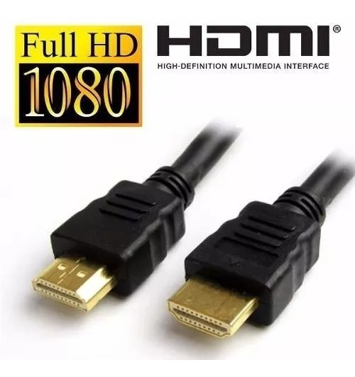 Cable Hdmi 3 Metros Marca: Pickens 3d 24k 1080p Leer Antes