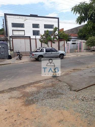 Barracão À Venda, 400 M² Por R$ 799.999,99 - Jardim Florence - Campinas/sp - Ba0018