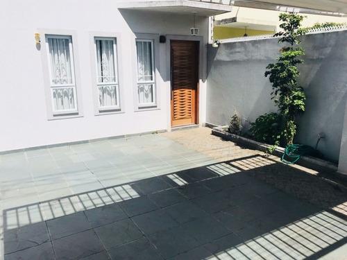 Imagem 1 de 7 de Sobrado Vila Gumercindo - Sp - Mv5674