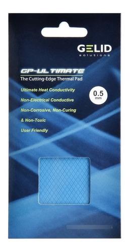 Imagen 1 de 4 de Pad Térmico Gelid Gp-ultimate Tp-gp04-a 15w 90 X 50 X 0,5mm