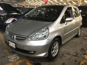 Honda Fit Ex Aut Ac 2007
