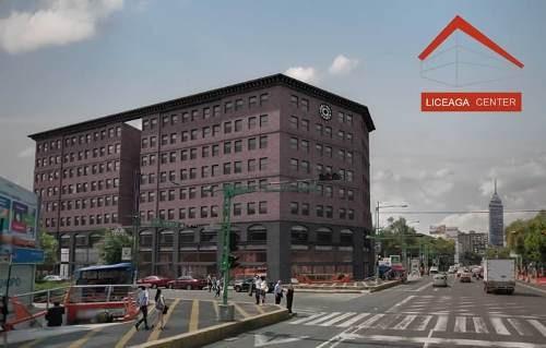 liceaga Center Es Un Edificio Totalmente Nuevo, Ofv-3771