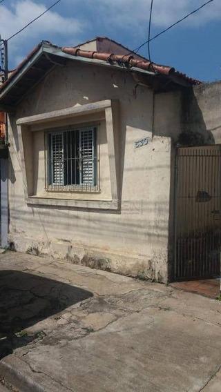 Terreno À Venda, 96 M² Por R$ 230.000 - Vila Alzira - Santo André/sp - Te0341