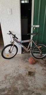Bicicleta Enrique Cromada
