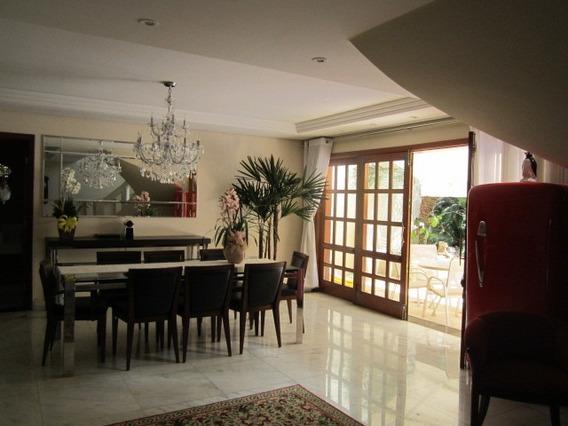 Casa Com 4 Quartos Para Comprar No Belvedere Em Belo Horizonte/mg - 211