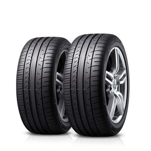 Kit X2 215/55 R17 Dunlop Sp Sport Max050 + Tienda Oficial