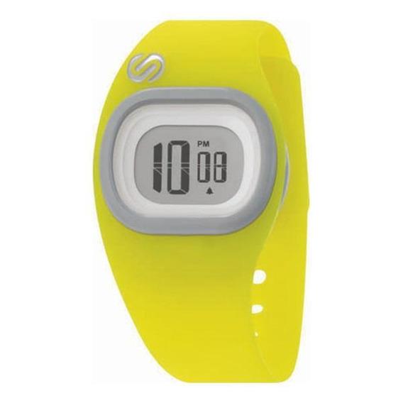 Relógio De Pulso Soleus Tigress - Amarelo
