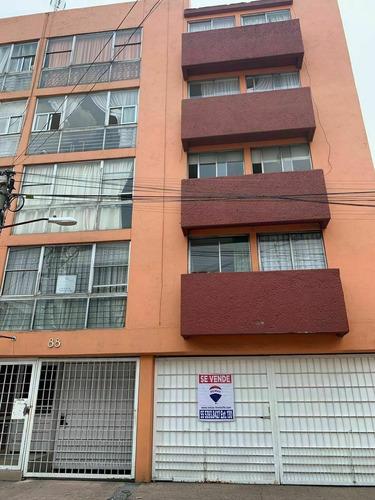 Imagen 1 de 12 de Departamento En Venta Tacuba