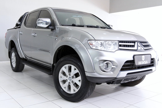 Mitsubishi L200 Triton Chrome Edition 2.4 Cd 4x2-2015/2016