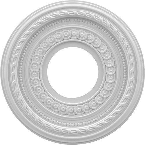 Ekena Millwork Cmp10co Cole Medallon Termoformado Pvc Techo